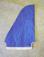 Vertical Stabilizer for Hang Glider Gliding Wills Wing complete/parts Royal Blue