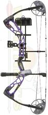 Diamond Archery by Bowtech Infinite Edge SB1 Purple Right Hand Rak Package-7-70