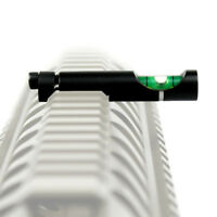 Livello di Bolla Spirit 20 mm Weaver Picatinny Rail FUCILE RIFLESCOPE MIRINO