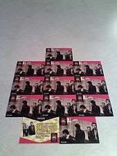 *****The Clash*****  Lot of 12 cards