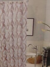 "Dainty Home Luxury Collection Ikat Fabric Shower Curtain 70"" x 72"" Nip"