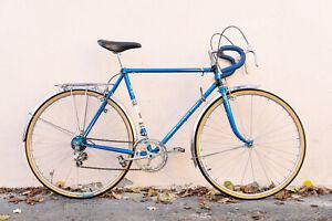 Vintage Peugeot Record Du Monde Bicycle 57cm New Tires