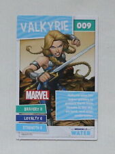 Disney Heroes On A Mission Card No 009 Valkyrie Sainsbury's 2021 Free Postage