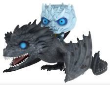 Funko POP! Game of Thrones: Night King Rides on Viserion Dragon