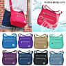 Waterproof Women Lady Nylon Large Shoulder Messenger Bag Capacity Crossbody Bags