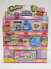 Shopkins Shopper Pack - 8 Shopkins in 8 Mini Packs! - Moose Toys 2017
