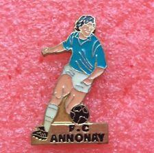 Pins FOOT Football Soccer CLUB FC ANNONAY  Sport