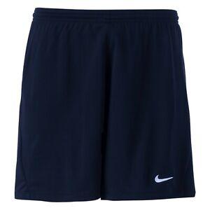 Nike - Park III Soccer Shorts - Black - Size Large - Men's - Dri FIT