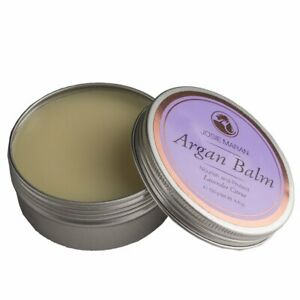 Josie Maran Argan Balm Lavender Citrus Nourish & Protect 4.6oz w Free Gift NEW