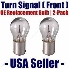 Front Turn Signal/Blinker Light Bulb 2pk- Fits Listed Land Rover Vehicles - 1141