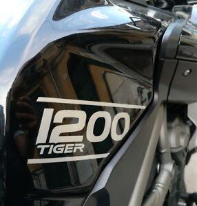 ADESIVI TRIUMPH TIGER 1200 FIANCHETTI ANTERIORI DX E SX