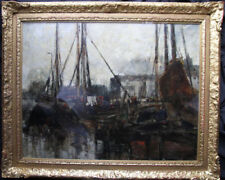 Large (up to 60in.) Maritime Art Paintings