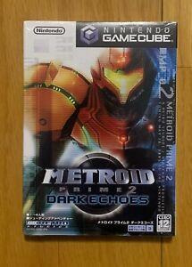 Metroid Prime 2 Dark Echoes Nintendo Gamecube Japan New! Sealed GC Rare