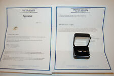Wedding Ring Set / excellent condition. 14 KT. yellow gold.  Appraised at $2,100