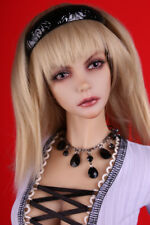 Black ☆ pelo neumáticos ☆ hair accesorios ☆ for Wig size 7-8 [juramento Iplehouse] ☆ bjd Doll SD