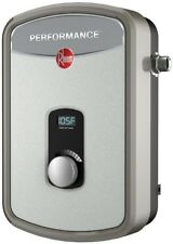 Electric Tankless Water Heater Rheem Performance 13 kW Self-Modulating 1.97 GPM