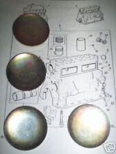 WOLSELEY 1500 15/50 15/60 16/60     CORE PLUG PLUGS ENGINE SET     (1956- 71)