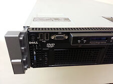 Dell Poweredge R710 Server 2x 6-Core X5650 2.6GHz 72GB RAM 3-600GB SAS 10K H700