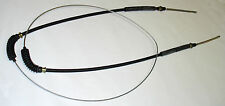 1955-57 Chevy Rear Emergency Park Brake Cable (Bel Air, Nomad, Beauville)