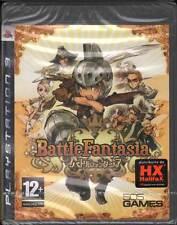 Battle Fantasia Videogioco  Playstation 3 PS3 Nuovo Sigillato 8023171014166
