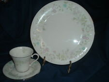 Gorham,  PASTELLE,  Dinner Plate  and Cup & Saucer
