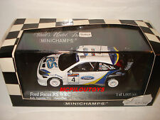MINICHAMPS 400038384 FORD FOCUS RS WRC N°4 RALLY ARGENTINA 2003 au 1/43°