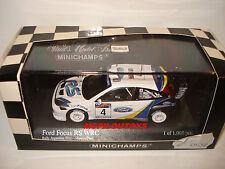 MINICHAMPS 400038384 FORD FOCUS RS WRC N°4 RALLY ARGENTINA 2003  au 1/43°