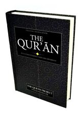 The Quran Project: English Translation of the Quran Cream Pages -(L-24x17cm -HB)