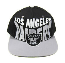 90S DEADSTOCK VTG LOS ANGELES RAIDERS SNAPBACK HAT OG SCRIPT NEW NWA EAZY DRE
