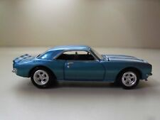 JOHNNY LIGHTNING - CLASSIC PLASTIC - 1967 CHEVROLET CAMARO Z28 - 1/64 (LOOSE)