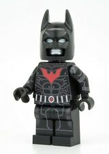Lego Batman Beyond CUSTOM PRINTED Minifigure Minfig Figure DC
