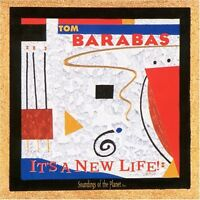 Tom Barabas - It's a New Life [New CD]