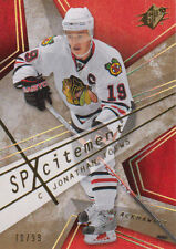 08-09 SPx SPXcitement SPECTRUM xx/99 Made! Jonathan TOEWS X31 - Blackhawks
