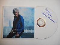 JACQUES HIGELIN : DELIRE D'ALARME [ CD SINGLE ] ~ PORT GRATUIT