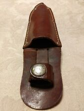 Marble'S Universal 10 Inch Leather Knife Sheath