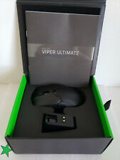 Razer Viper Ultimate Hyperspeed Wireless Gaming Mouse & RGB Charging OB