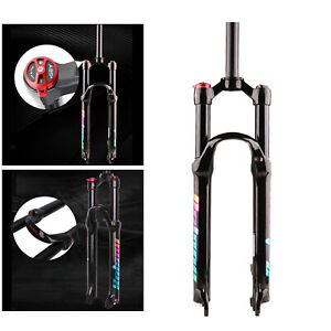 Strong Bike Suspesion Fork High Strength Road Bicycle Remote Lockout Forks