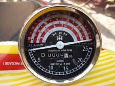 TACHOMETER -fits IH B250, B275, B414, 276, 354, 434, 444 Tractor