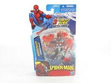 """Marvel Universe SPIDER-MAN antiurto, 4"""" Figura maggior parte dei nuovi"""