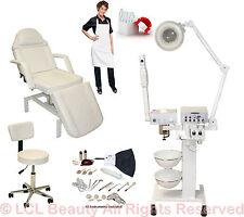 9 in 1 Facial Machine Hydraulic Massage Table Chair Spa Beauty Salon Equipment