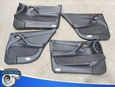 Holden VY Calais door trim set Leather