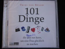 Trixi von Bülow -101 Dinge die man tun kann um eine Frau glücklich zu machen 2CD