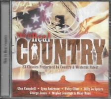 CD 23T COUNTRY SPEARS/JENNINGS/CAMPBELL/YOUNG/ANDERSON  NEUF SCELLE