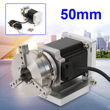 50mm Rotary Axis Ring Mark for Fiber Laser Marking Machine USA FREE SHIPPING