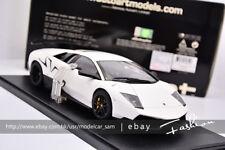 Autoart 1:18 Lamborghini LP670-4 SV White