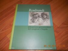 Rembrandt et les peintres-graveurs italiens de Castiglione à Tiepolo;2003;R16L