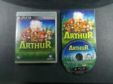 (ASIA ENGLISH VERSION) PS3 Arthur and The Revenge of Maltazard (Used/Complete)