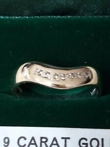 (3425223)-9ct White Gold Diamond wish bone Ring