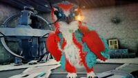 Ark Survival Evolved Xbox One Official PVP Random Event Snow Owl unleveled