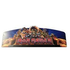 Iron Maiden Egypt Topper Stern Pinball Machine Arcade